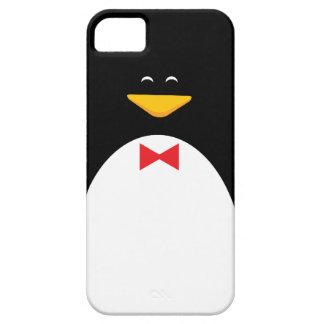 Glücklicher Pinguin iPhone 5 Schutzhüllen