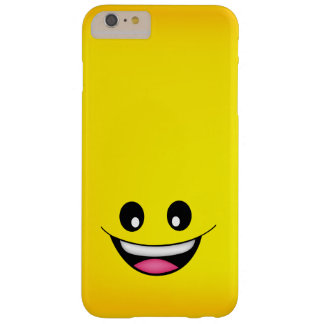 Glücklicher Smiley Barely There iPhone 6 Plus Hülle