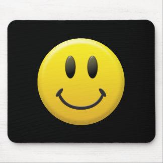Glücklicher Smiley Mousepads