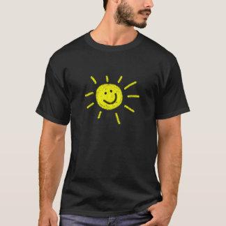 Glücklicher Sonnenschein-T - Shirt