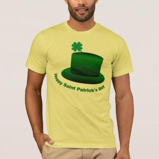 Glücklicher St. Patricks Day-Hut T-Shirt