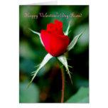 Glücklicher Valentinstag-Freund Karten