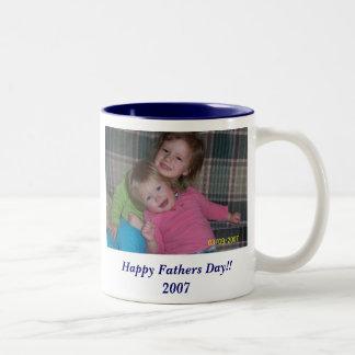 Glücklicher Vatertag!!  2007 Kaffeetassen