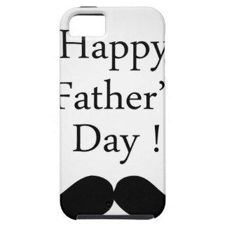 Glücklicher Vatertag iPhone 5 Hüllen