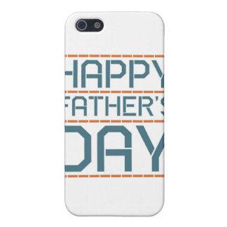 Glücklicher Vatertag! iPhone 5 Schutzhülle