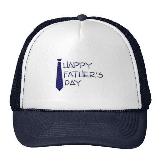 Glücklicher Vatertag! Baseballcap