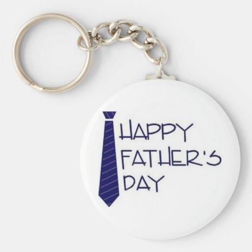 Glücklicher Vatertag! Schlüsselanhänger