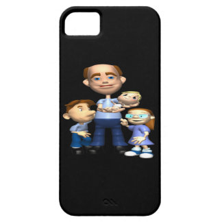 Glücklicher Vatertag Schutzhülle Fürs iPhone 5