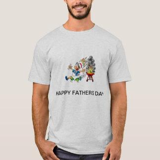 Glücklicher Vatertag T-Shirt