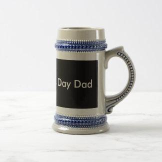 Glücklicher Vatertags-Vati Tee Haferl