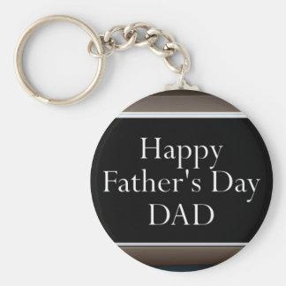 Glücklicher VATI der Vatertag Schlüsselbänder
