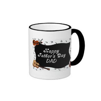 Glücklicher VATI der Vatertag Kaffeetasse