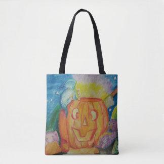 Glückliches Dragonween Tasche