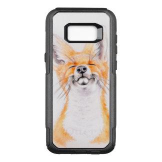 Glückliches Foxy OtterBox Commuter Samsung Galaxy S8+ Hülle