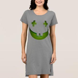 Glückliches Geistkostüm Halloween Kleid