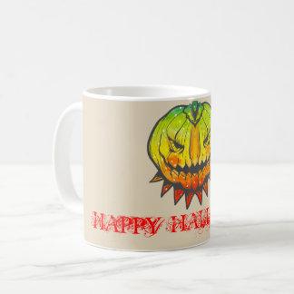Glückliches Halloween Kaffeetasse
