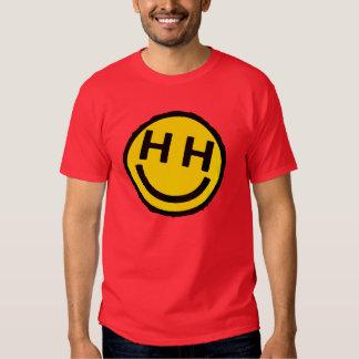 Glückliches hardcore-Smiley Shirt