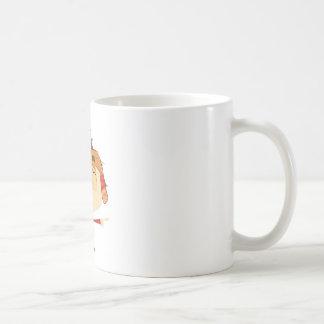 Glückliches Ivick Kaffeetasse