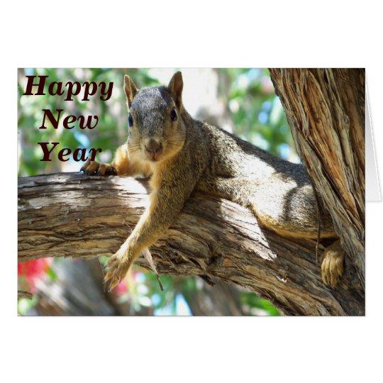 Glückliches neues Year_ Card_by Elenne Karte