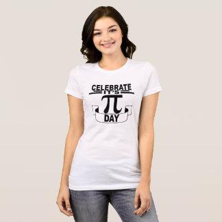 Glückliches PU-Tagest-stück. .png T-Shirt