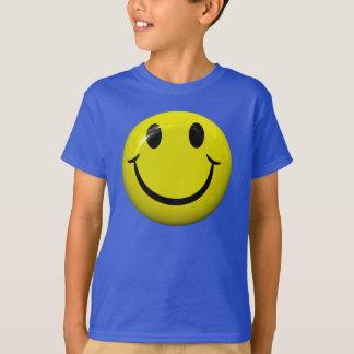 Glückliches Smiley-T-Shirt T-Shirt