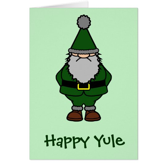 Glückliches Weihnachten Grußkarte
