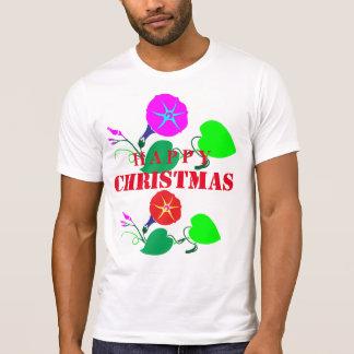 GLÜCKLICHES WEIHNACHTEN MerryCHRISTMAS T-Shirt