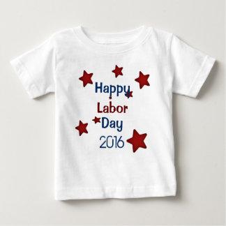 Glückliches Werktags-T-Shirt Baby T-shirt