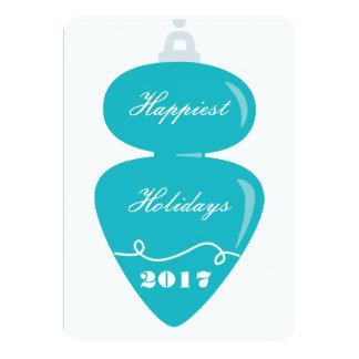 Glücklichster Feiertag 12,7 X 17,8 Cm Einladungskarte