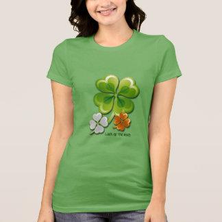 Glücksbringer. St Patrick TagesT - Shirts