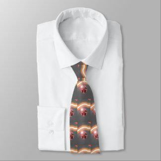 GLÜHEN-KRAWATTE, i-Kunst und Entwürfe, Cocuyo A&D Individuelle Krawatten
