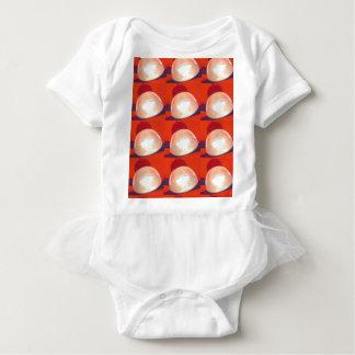 Glühlampe-Schein-Dekorations-Feiern Baby Strampler