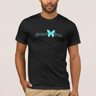 Gluten-freier Schmetterling amerikanisches T-Shirt
