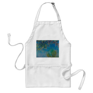 Glycines par Claude Monet Tablier
