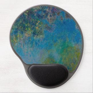 Glycines par Claude Monet Tapis De Souris Avec Gel