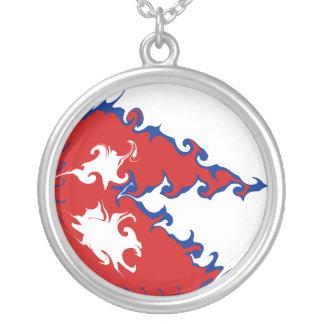Gnarly Flagge Nepals Selbst Gestalteter Schmuck