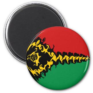 Gnarly Flagge Vanuatus Magnete