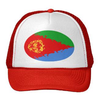 Gnarly Flaggen-Hut Eritreas Truckermütze