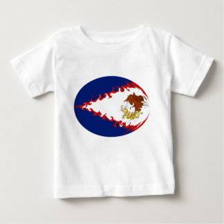 Gnarly Flaggen-T - Shirt American Samoa