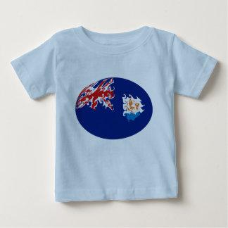 Gnarly Flaggen-T - Shirt Anguilla