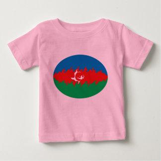 Gnarly Flaggen-T - Shirt Azerbaijans