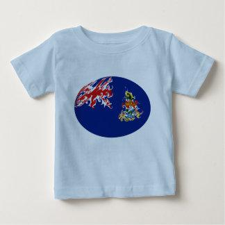 Gnarly Flaggen-T - Shirt Cayman Islands