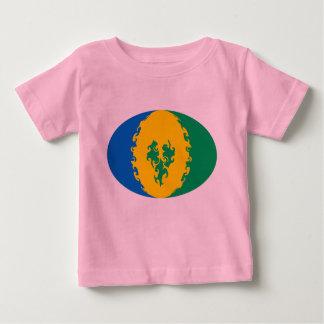 Gnarly Flaggen-T - Shirt Heiligen Vincents