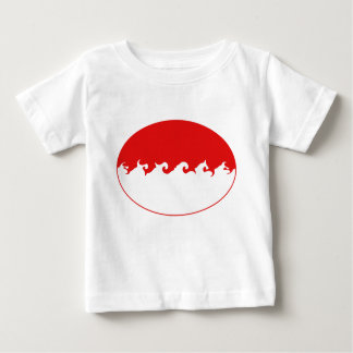 Gnarly Flaggen-T - Shirt Indonesiens