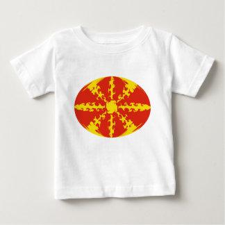 Gnarly Flaggen-T - Shirt Macedonias