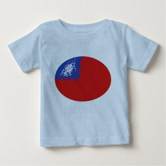 Gnarly Flaggen-T - Shirt Myanmar