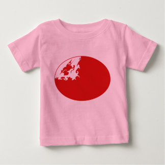 Gnarly Flaggen-T - Shirt Tongas