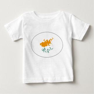 Gnarly Flaggen-T - Shirt Zyperns