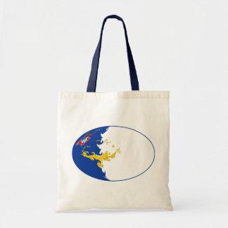 Gnarly Flaggen-Tasche Azoren