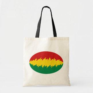 Gnarly Flaggen-Tasche Boliviens